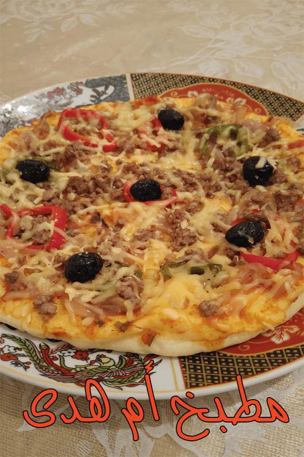 طريقة عمل البيتزا بالصور و هي من أفضل الأطباق في ايطاليا بعد ذلك أصبح هذا الطبق بأشكاله المختلفة شائعا في جميع أنحاء العالم.
